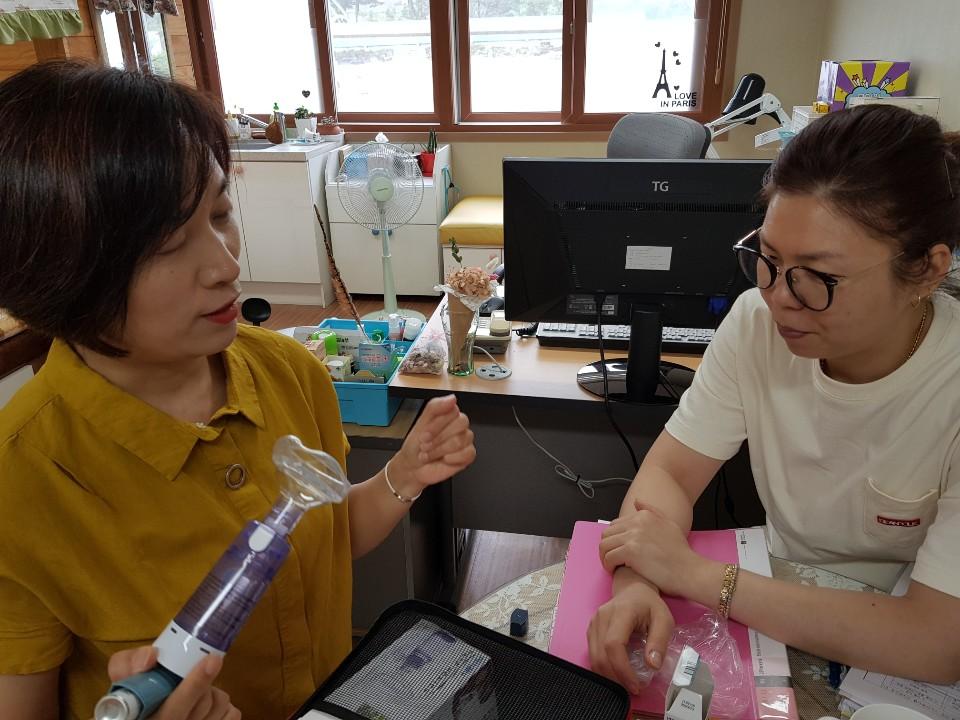 김천시 직지초등학교 현장평가